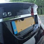 Mercedes CLS W219 NTG2.5 Reversing Camera